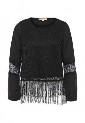 Блуза By Swan. Цвет: черный