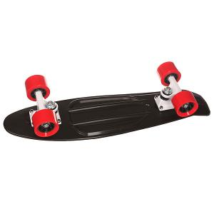 Скейт мини круизер  Orboard Black 6 x 22.5 (57.2 см) Taste. Цвет: черный