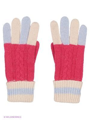 Перчатки Maxval. Цвет: розовый, голубой