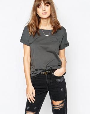 The Furies Short Sleeve T-Shirt. Цвет: shadow grey