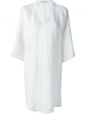 Платье 161 Dessert A.F.Vandevorst. Цвет: белый