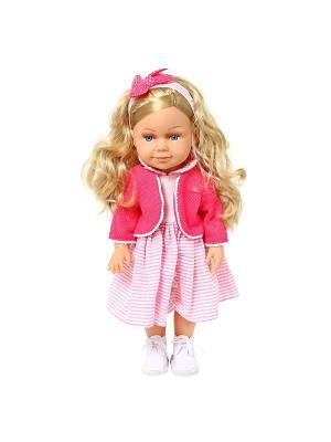Кукла Алиса 37см. Lisa Jane. Цвет: красный, белый, розовый