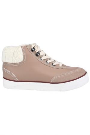 Ботинки Orby. Цвет: розовый