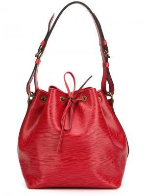 Сумка-мешок Petit Noe Louis Vuitton Vintage. Цвет: красный