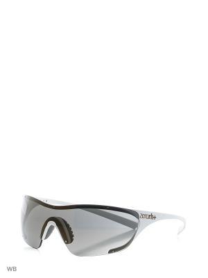 Солнцезащитные очки RH 730 04 Zerorh. Цвет: белый