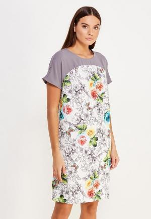 Платье Glam Goddess. Цвет: белый