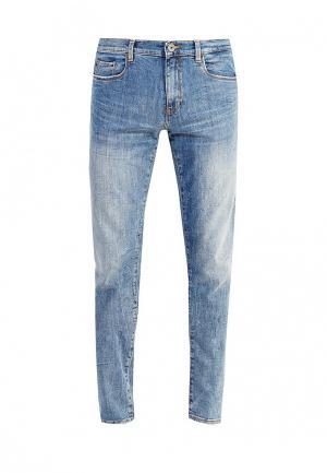 Джинсы Trussardi Jeans. Цвет: голубой