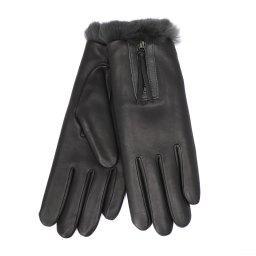 Перчатки  MARINA/L темно-серый AGNELLE