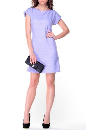 Платье REBECCA TATTI. Цвет: светло-фиолетовый