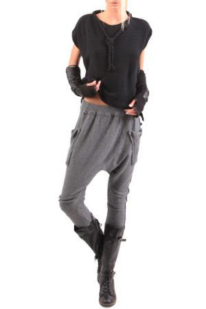 Pants JUNONA. Цвет: gray