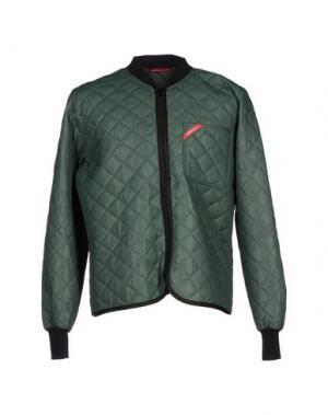 Куртка ENGEL ORIGINAL. Цвет: зеленый