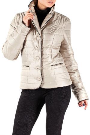 Куртка Mannon. Цвет: песочный