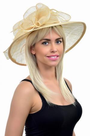 Шляпа Tonak. Цвет: бежевый