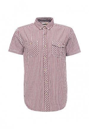 Рубашка Regatta. Цвет: бордовый