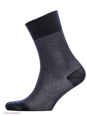 Носки ASKOMI. Цвет: фиолетовый