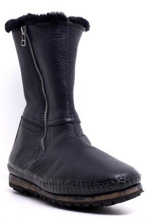 Ботинки AREA FORTE. Цвет: черный