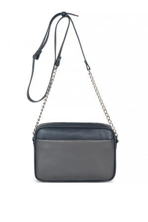 Кожаная сумка GA-188612 Avanzo Daziaro. Цвет: разноцветный