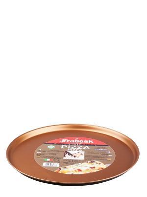 Форма для пиццы Frabosk. Цвет: бронзовый