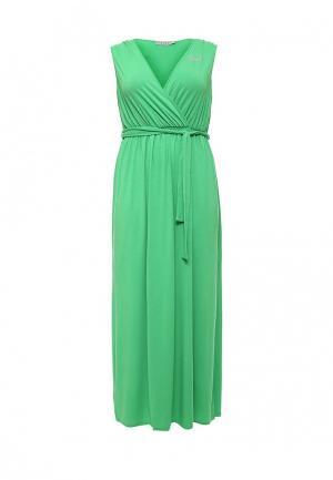 Платье Svesta. Цвет: зеленый