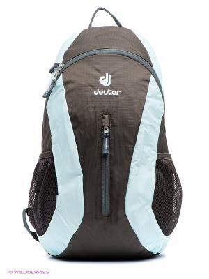 Рюкзак Deuter. Цвет: коричневый, голубой