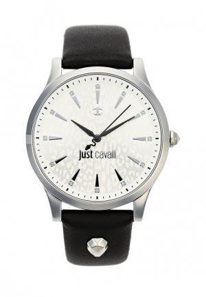 Часы Just Cavalli. Цвет: черный