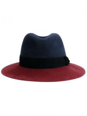 Шляпа Henrietta Maison Michel. Цвет: серый