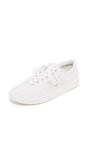 Кроссовки Nylite Plus Tretorn. Цвет: белый/белый/белый