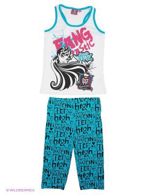 Комплект Monster High. Цвет: белый