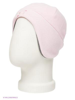 Шапка CACAO. Цвет: розовый