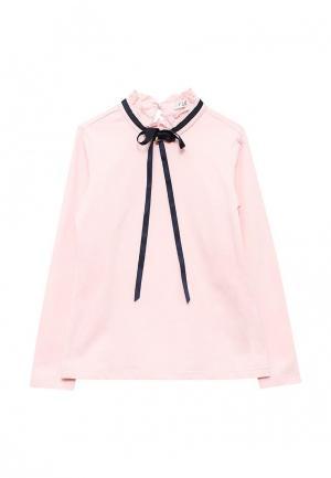 Блуза Vitacci. Цвет: розовый