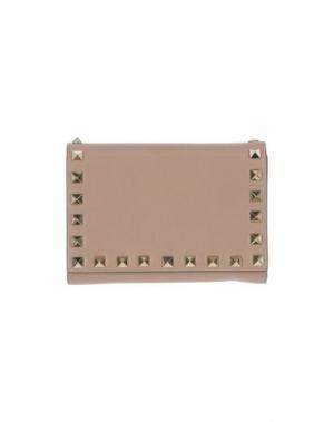 Бумажник VALENTINO GARAVANI. Цвет: хаки