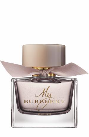 Парфюмерная вода My  Blush Burberry. Цвет: бесцветный