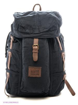 Рюкзак PEPE JEANS LONDON. Цвет: коричневый, темно-синий