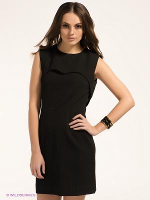 Платье NOIR. Цвет: черный