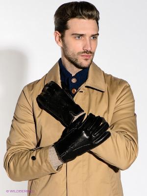 Перчатки Eleganzza. Цвет: черный, кремовый