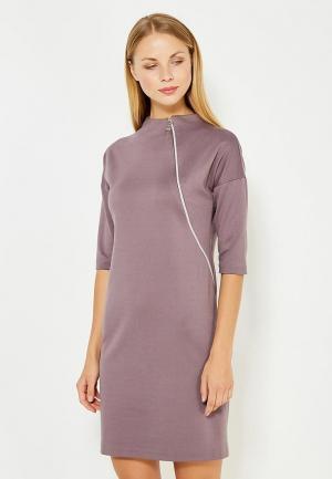 Платье MadaM T. Цвет: фиолетовый