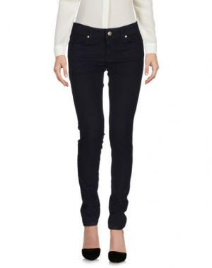 Повседневные брюки NICWAVE. Цвет: темно-синий
