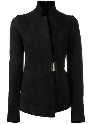 Infallible jacket Isaac Sellam Experience. Цвет: чёрный