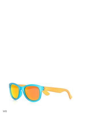 Очки солнцезащитные MS 04-042 20P Mario Rossi. Цвет: голубой, оранжевый