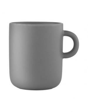 Для чая и кофе NORMANN COPENHAGEN. Цвет: серый
