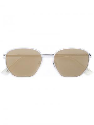 Ottoman sunglasses Le Specs. Цвет: серый