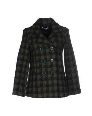 Пиджак ANIYE BY. Цвет: зеленый-милитари