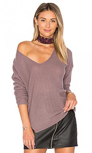 Свитер farah 360 Sweater. Цвет: сиреневый