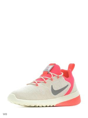 Кроссовки WMNS CK RACER Nike. Цвет: серый, розовый