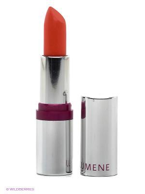 Помада-блеск Lumene Raspberry Miracle Shine  105 Сладкий апельсин, 4,7 гр. Цвет: светло-оранжевый