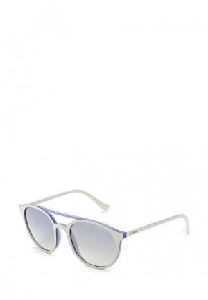 Очки солнцезащитные Vogue® Eyewear. Цвет: белый