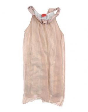 Платье JIJIL JOLIE. Цвет: песочный