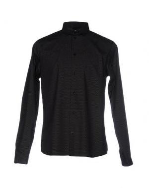 Pубашка APRIL 77. Цвет: черный