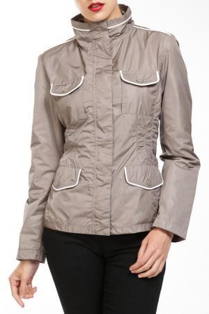 Куртка Fly Charter's. Цвет: коричневый