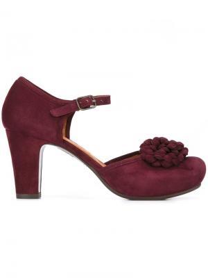 Туфли Kaliante Grape Chie Mihara. Цвет: розовый и фиолетовый